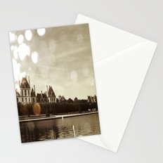 Extensive grounds Stationery Cards