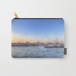 The Bosphorus Istanbul Carry-All Pouch