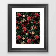 Botanical Garden VSF015 Framed Art Print