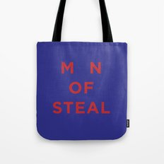 M_N of Steal Tote Bag