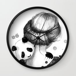 In your arms... Wall Clock