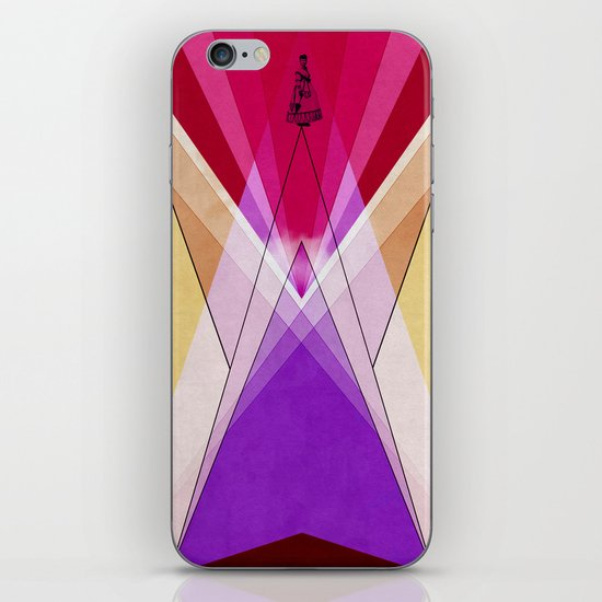 raymiss iPhone & iPod Skin