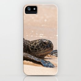 Hawaii- Sea Turtle iPhone Case