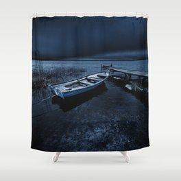 Im not alone Shower Curtain