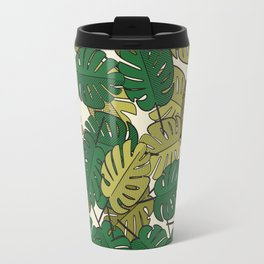 Botany: Monstera Deliciosa Travel Mug