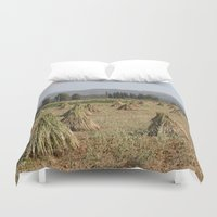 sesame street Duvet Covers featuring Sesame by taiche