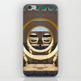 The Secret Portal iPhone Skin