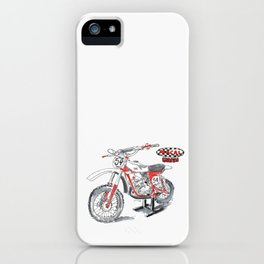 Macal Garal iPhone Case
