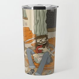 RAINY SUNDAY Travel Mug