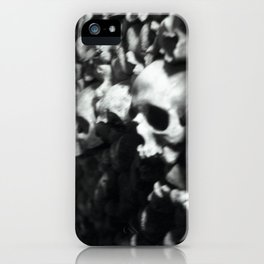 Wall of death iPhone Case