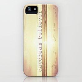 Purple Shores iPhone Case