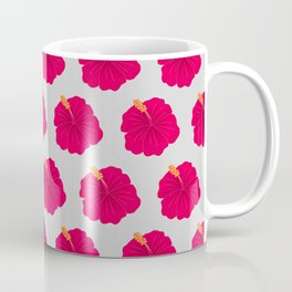 Hibiscus pattern_RA Coffee Mug