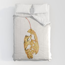 Every leaf has a story to tell Comforters