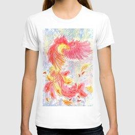 Firey Phoenix T-shirt