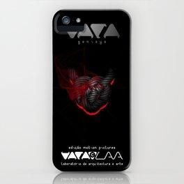 "Vaca - MP: ""Vaca - Genisys"" iPhone Case"