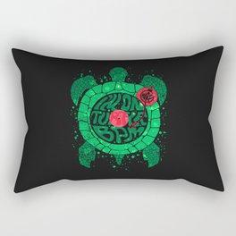 Turtle BPM Rectangular Pillow