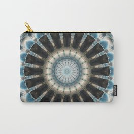 Mandala Wheel of emotions Carry-All Pouch