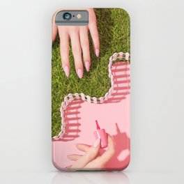 Well-Manicured Lawn iPhone Case