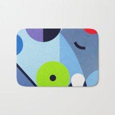Elephant - Paint Bath Mat