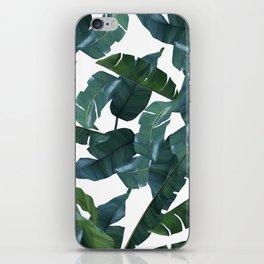 Banana Leaf Decor #society6 #decor #buyart iPhone Skin