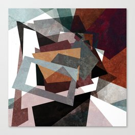 Design VIII Canvas Print