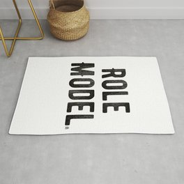Role Model Rug