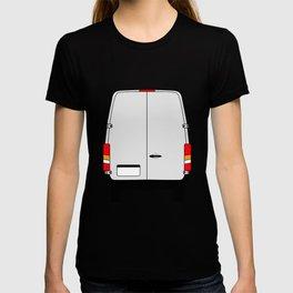 Small Van Back Doors T-shirt