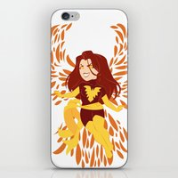 saga iPhone & iPod Skins featuring The Dark Saga by ChristianCGTomas