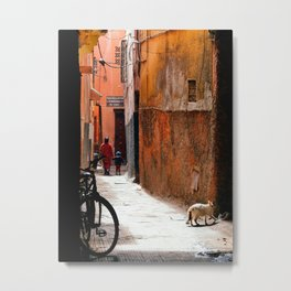 Colors of Marrakesh | Morocco Fine Art Travel Photography| Street Photography Art Print Metal Print