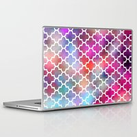 moroccan Laptop & iPad Skins featuring Moroccan by hollllllyj
