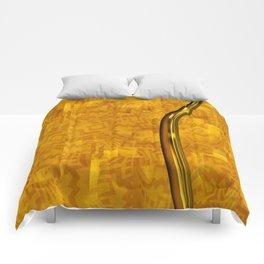 ZUMA | yellow gold mozaic Comforters
