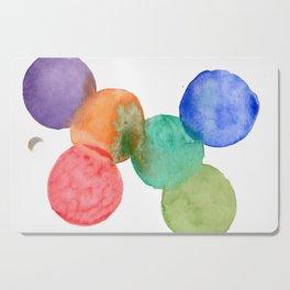 Circles Cutting Board
