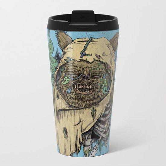 Zombwok Metal Travel Mug