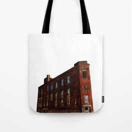 LACHINE RAPIDS HYDRAULIC AND LAND COMPANY KANDER PAPER STOCK COMPANY LTD. Tote Bag