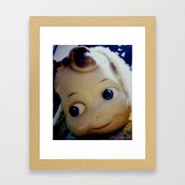 Lil Billy Framed Art Print