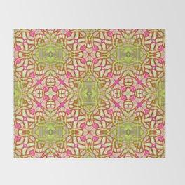 Ethnic Tribal Pattern G328 Throw Blanket