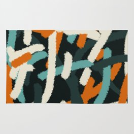 Abstract Painting 01 Rug