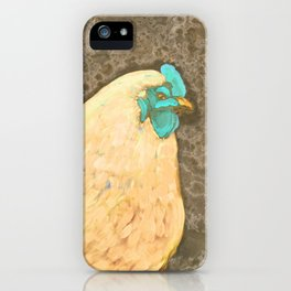 Golden Orp iPhone Case