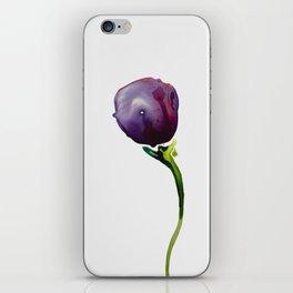 poppy no.1 iPhone Skin