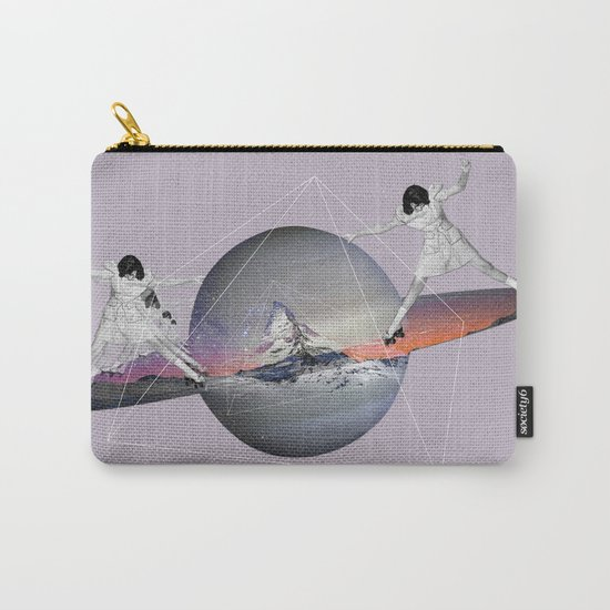 MAGIC ROLLER  Carry-All Pouch