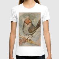 luigi T-shirts featuring Luigi bird by Sam Wallis Illustration
