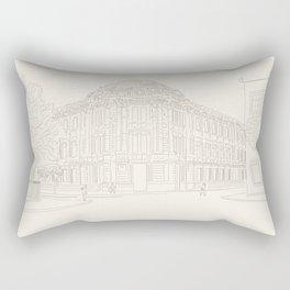 old Cuenca Rectangular Pillow