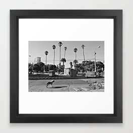 Valparadise Framed Art Print