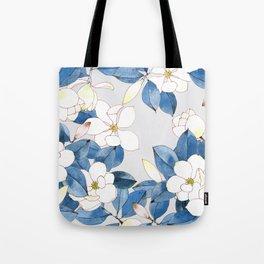 Magnolia in Summer Tote Bag
