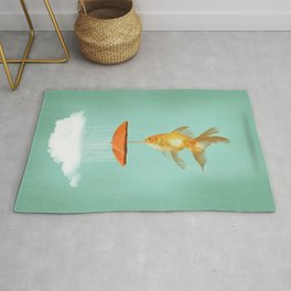 Fish Cover Rug