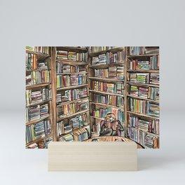 Webster's Sundays Mini Art Print