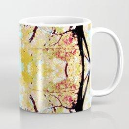 Tree Mosiac Coffee Mug