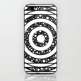 Fragmented State of Mind iPhone Skin