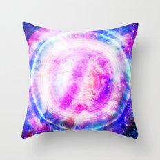 Galaxy Redux Throw Pillow