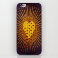 eternal sunshine iPhone & iPod Skins featuring eternal love  by miche